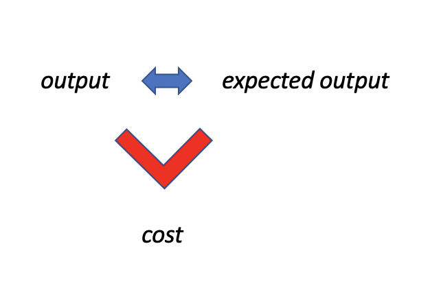 neural network cost